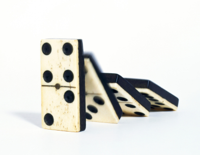 origin of dominoes
